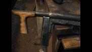 Ud M42 , картечен пистолет