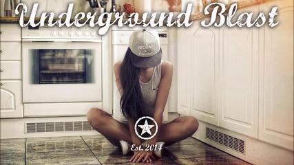 Страхотен ремикс ! • Moombahton • Aaliyah - If Your Girl Only Knew (esentrik & Drunkmaster Flex Мix)