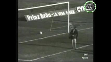 Епопеята във Флоренция - България - Белгия - 2 - 1 (1965 година)