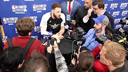 USA: Harden, Griffin and co. talk ball after Team LeBron's All-Star win