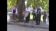 Детски танцов ансамбъл от кв.църква гр.перник на турне в Дойран Македония - 2