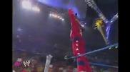 Kurt Angle Returns to Smackdown 05 06 2003