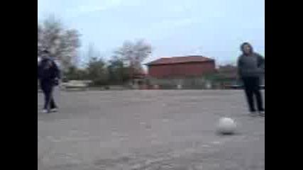 Futbolistite Na Gradnica