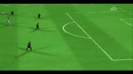 Fifa 10 3 Frank Lampard goals