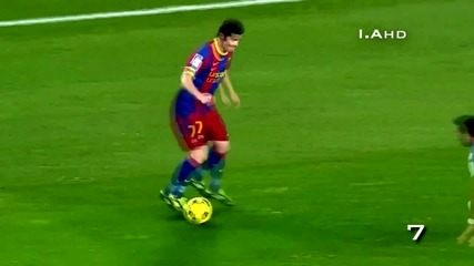 David Villa Top 10 Goals with Barcelona 10 11 Hd