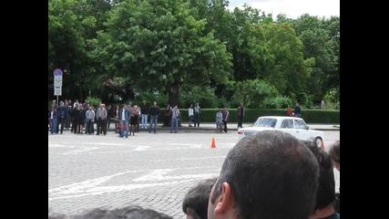 Ретро парад Спасовден 2010