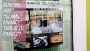 Nice is not happy about a new 'Islamic finance' sign