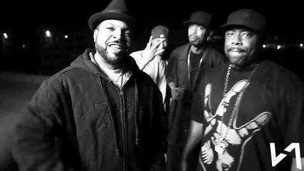 Wc feat. Ice Cube & Maylay - You Know Me (behind the scenes)