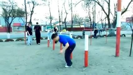 Ето това е Руски street fitness