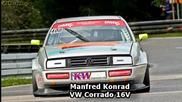 Vw Corrado 16v - Manfred Konrad - Bergrennen Mickhausen 2012