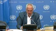 UN: 175 trucks delivering aid to Tigray 'insufficient' amid humanitarian crisis - UN spox