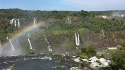 """Двудневно преклонение пред красотата на величествените водопади """"игуасу"""", 5-7.12.2016 г."""