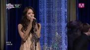 130926 Jieun ( Secret ) - False Hope @ Mcountdown