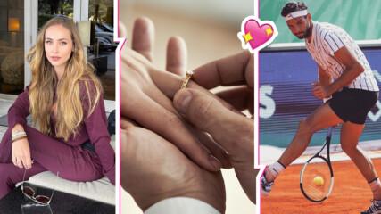 Годежен пръстен краси ръката на Лолита? Предложи ли Гришо брак на рускинята?