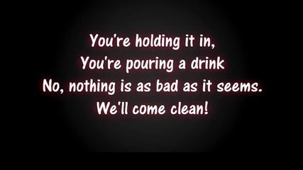 Pink - Just Give Me A Reason (lyrics)
