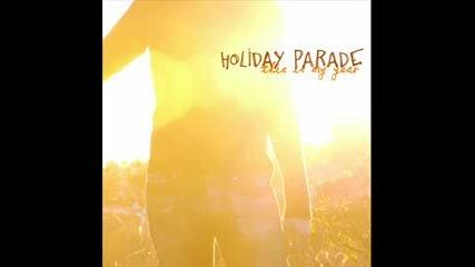 Holiday Parade - Walking By