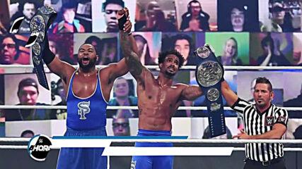 TODO lo que tienes que SABER antes de #SMACKDOWN: WWE Ahora, Nov 27, 2020