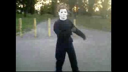 Майкъл Майерс Танцува crank That