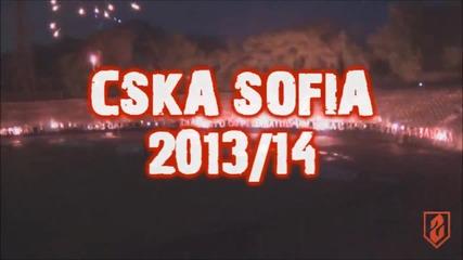Ц С К А - Най-доброто от сезон 2013-14