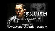 B.o.b. Feat. Eminem Hayley (part 2) - Airplanes (official )