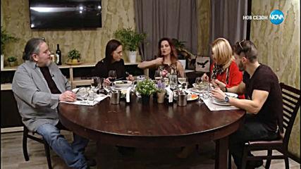 Ива Дойчинова посреща гости - Черешката на тортата (11.02.2019)