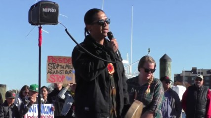 USA: Hundreds march against Dakota Access Pipeline in Maryland