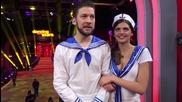 Dancing Stars - Михаела Филева и Светльо зад кадър