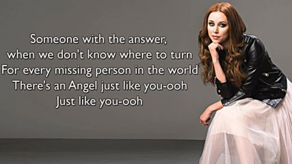 Una Healy - Angel Like You Lyrics