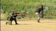 Youtube - Стрельбы стрелков Ipsc и спецназа. Автомат