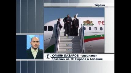 Премиерът Борисов иска да внасяме асфалт от Албания за строеж на пътища