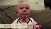 Бебета срещу лимони!