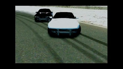 Live for speed - real twin drift (test)