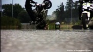 Stunt Riding ..