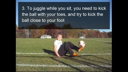 Да научим Freestyle Football ep22