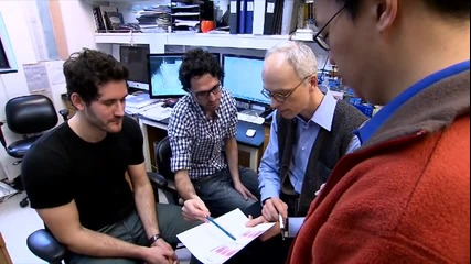 Inside Innovation - Номинация: Thomas Tuschl и крачки напред в битката с генетичните болести