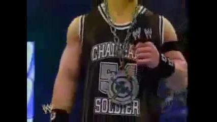 John Cena gets The New Wwe Championship Belt
