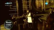 Нона Йотова като Indila - Като две капки вода - 09.03.2015 г.
