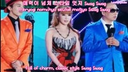 Gd Ft. Park Myung Soo + Bom - Having an affair + { subs }