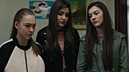 Слънчеви момичета - Епизод 111