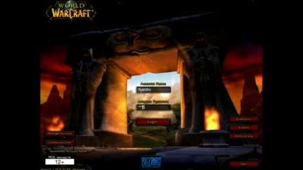 World Of Warcraft - Servers Down