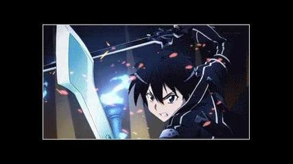 Kirito and Asuna ~ Not gonna die ~