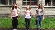 Я.новосельцева, Ю.ефремова, А.киселёва - Благотворительный Флэшмоб «вместе»