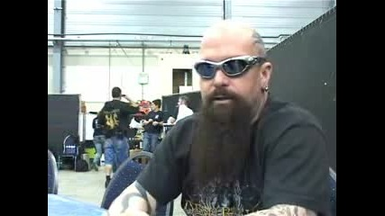 Kerry King Interview