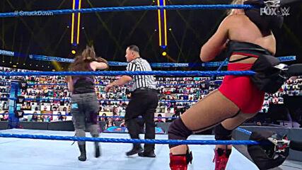 Nikki Cross vs. Lacey Evans: SmackDown, Sept. 18, 2020