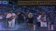 Lepa Brena - Mile voli disko & Okreces mi ledja, Levski '90, part 1