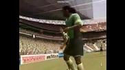 Fifa 07 Ronaldinho Фъни Киу4ек + Музика