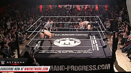 Aleister Black unleashes his fury on Rampage Brown: The Best of Aleister Black in PROGRESS (WWE Network Exclusive)