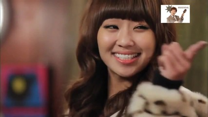Kim Jisoo & Hyorin - My Son + Destiny ( Dream High 2 ep 3 )