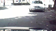 Нагло паркиране на знак STOP