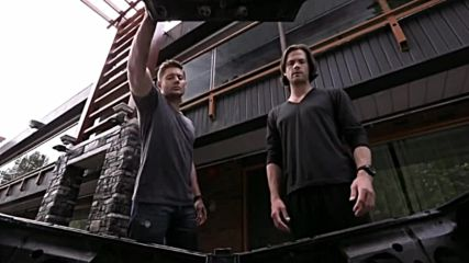 Jared and Jensen - Hero